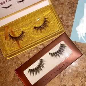 Lilly Lash and Lashaholic bundle